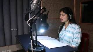 Sai pallavi Telugu Dubbing For Fidaa Telugu movie