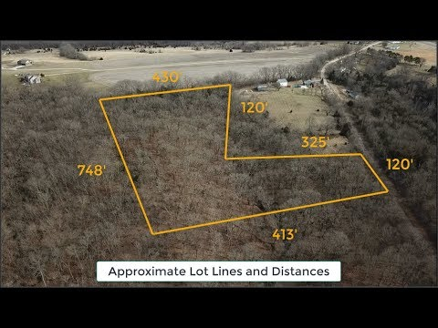 Private Rural Retreat Less than 1 hour from Kansas City |  Land for Sale | Johnson County Missouri