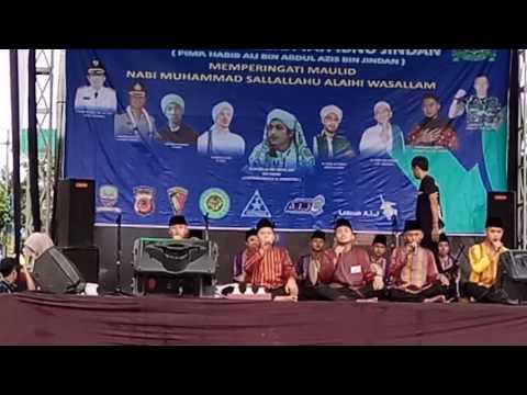 Hadroh Al Madani Ma'had Darul Qur'an Sumedang fest_hadrohXL 2016