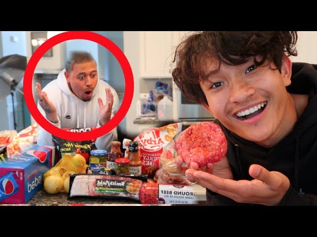 Cooking With MightyDuck!?! (EXTREMELY HILARIOUS)