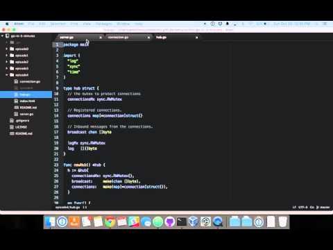 Writing Websocket Servers with Gorilla Websockets (Episode 4)