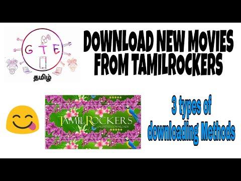 How To Download New Movies From Tamilrockers In Tamil புதிய படத்தை தரவிறக்கம் செய்ய?