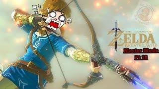 Legend Of Zelda Breath of the Wild Master Mode - Yiga Clan Takedown -  pt 18