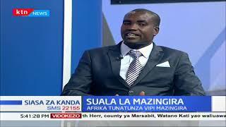 Suala la mazingira nchini Kenya (Sehemu ya Pili)  Siasa Za Kanda