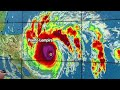 Category 5 Hurricane Iota packing 195 mph wind gusts