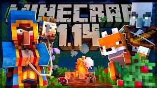 Minecraft 1.14 - TUDO QUE VOCÊ PRECISA SABER!