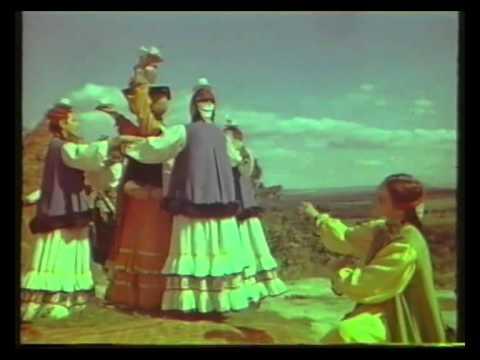 """Танец """"Проказницы"""" 1969г"""