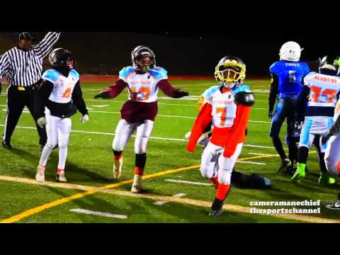 12U Georgia vs Alabama • ALL STAR GAME 2016