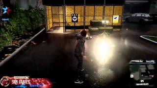 inFAMOUS Second Son Walkthrough Part 6 Exploring the City PlayStation 4 Gameplay Playthrough