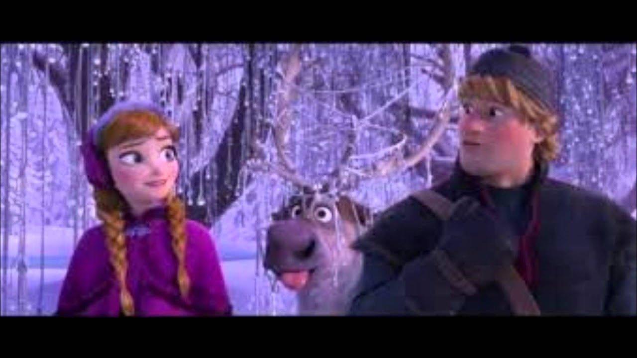 La r ne des neige youtube - Ren des neige ...