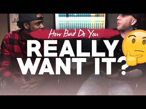 AMIR & MICHAEL DISCUSS WHAT IT TAKE TO CHASE YOUR DREAMS