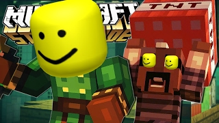 Every Minecraft: Story Mode Death Scene but with the Roblox Death Sound (episode 2)