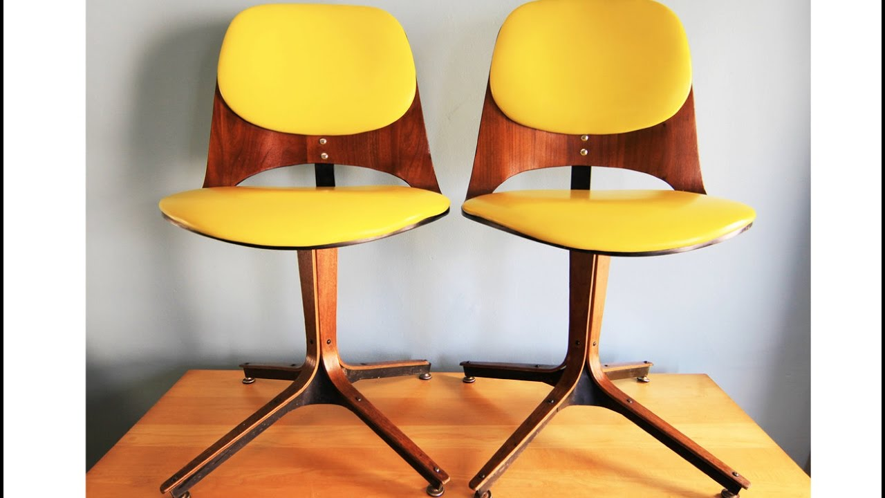 contemporary desk chairs fishing chair combo mid century modern for your home design ideas