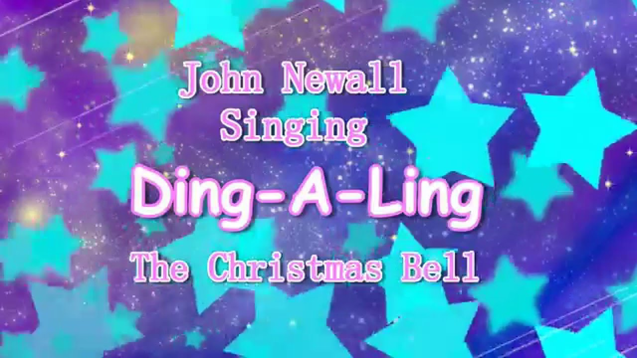 DING A LING THE CHRISTMAS BELL - My Cover - YouTube