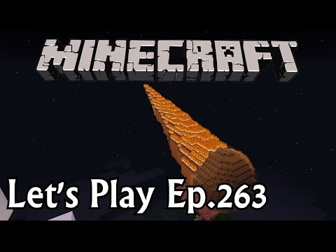 Minecraft Let's Play Ep. 263- It's the End of the World As We Know It