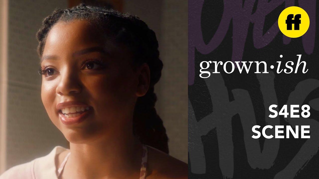 Download grown-ish Season 4, Episode 8 | Jazz Chooses Des | Freeform