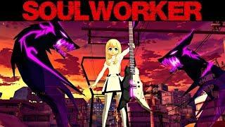 SOULWORKER FR : mmo animé action GRATUIT ! #5 - Découverte du jeu et du gameplay !