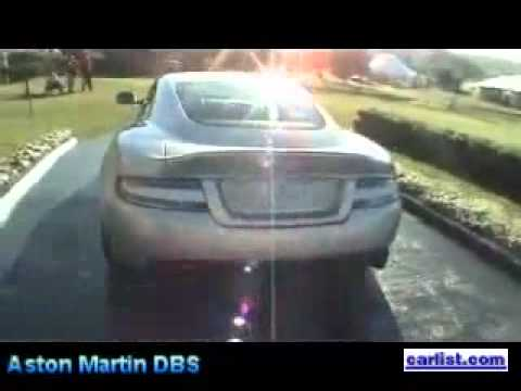 2008 Aston Martin DBS V12