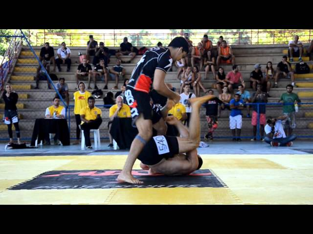Felipe Preguiça contra Victor Estima na seletiva do ADCC Rio