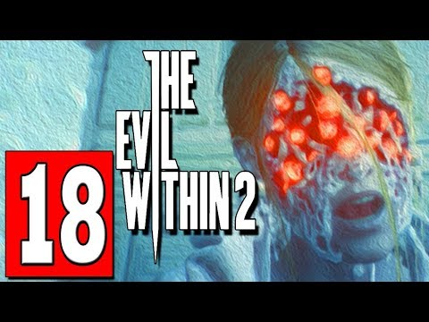 THE EVIL WITHIN 2 Walkthrough Part: CHAPTER 15 THE END OF THIS WORLD BOSS DEFEATED
