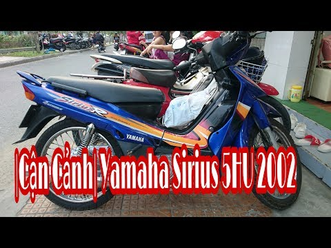 SC-51 |Cận Cảnh| - Giới thiệu về Yamaha Sirius 5HU nguyên bản 2002-2003 | SC Vlogs