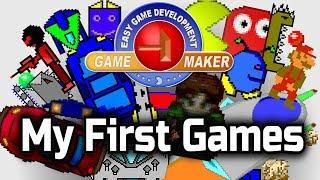 My First Games - Game Maker Saga Part 1