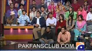 Gambar cover Khabar Naak   11th June 2011   Part 1   Imran Khan