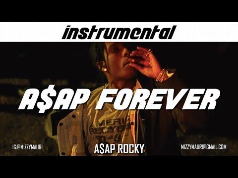 A$AP ROCKY  A$AP FOREVER INSTRUMENTAL