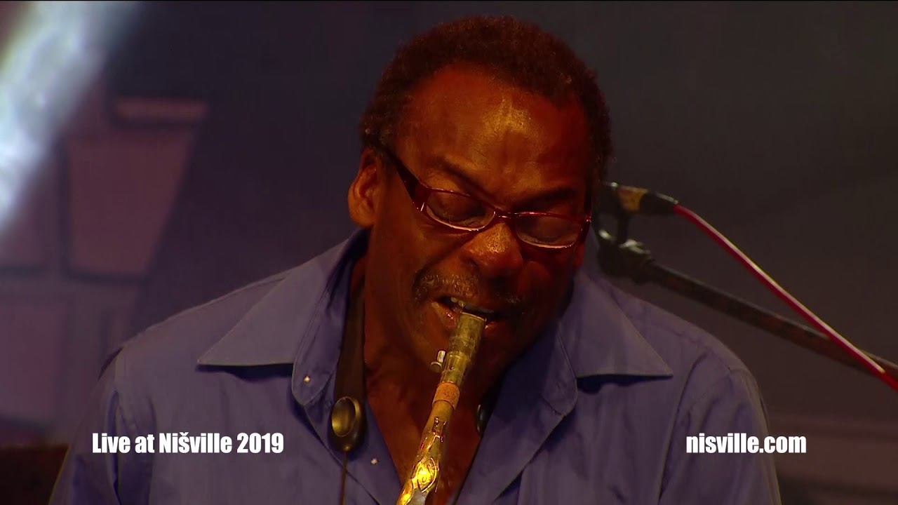 Lydian Sound Orchestra ft  David Murray at Nisville 2019