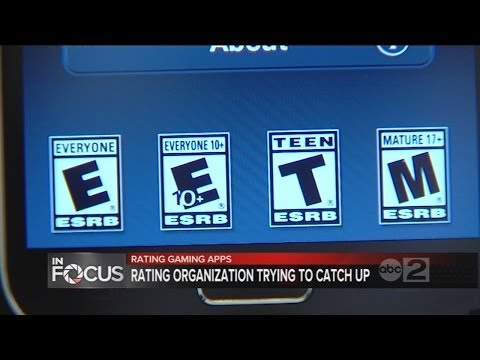 App rating agencies struggling to keep up with tradition video game rating systems
