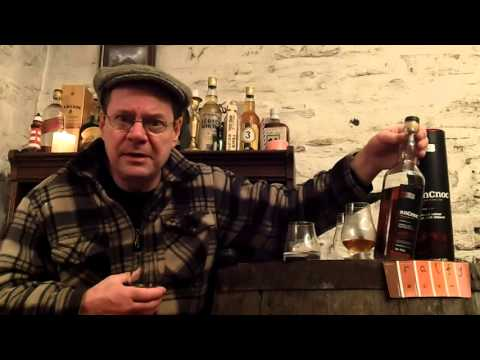 whisky review 566 - An Cnoc 22yo single malt and Ph balance