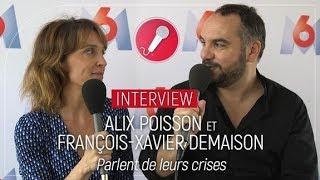 Alix Poisson et François-Xavier Demaison sont en crise !