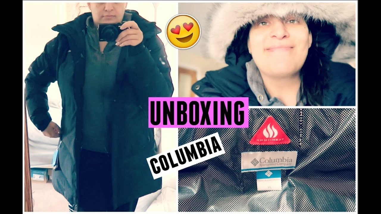 787ad377e31 Columbia Lay D Down Mid Jacket unboxing - YouTube