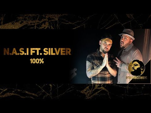 NASI FT. SILVER- 100% (OFFICIAL VIDEO, 2018) / Наси ft. Silver - 100% (Официално видео, 2018)