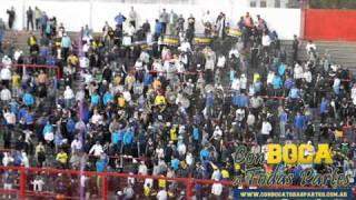La 12 después del partido  / Argentinos vs Boca Jrs. - Clausura 2011