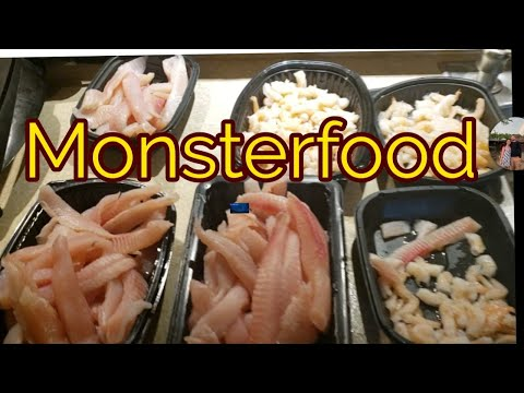 Monster Fish - Feeding Time