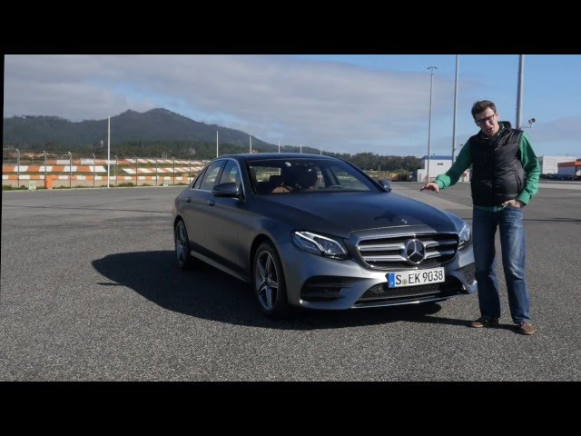 Обзор Mercedes-Benz E-Class 2016 (W213) // АвтоВести Online
