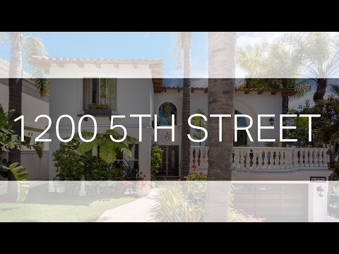 Stunning Designer Curated Spanish: 1200 5th Street - Manhattan Beach 90266
