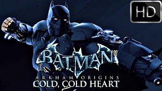 Batman Arkham Origins Cold, Cold Heart DLC: Launch Trailer! HD