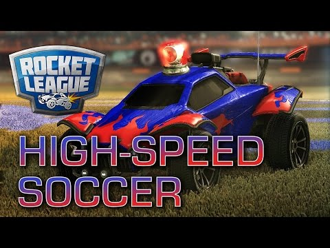 Rocket League is Deeper Than You Thought - Developer Demo