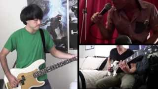Taylor Swift - I Knew You Were Trouble Rock Cover (feat. Loventures & Theguitarmansam)
