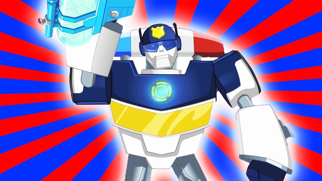 Transformers Official | Best of Chase | Full Episodes | Transformers Rescue Bots