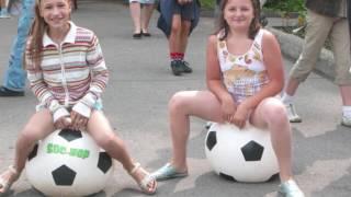 Клип о школьном летнем лагере гимназии №19