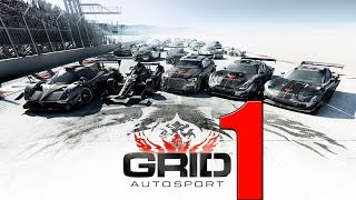 GRID: Autosport Gameplay Español Parte 1 Gassss