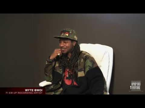 Part 2: Exclusive New Interview with Entrepreneur & CEO Wyte Bwoi of Fi Em Up Prod/I'm 2 Digital