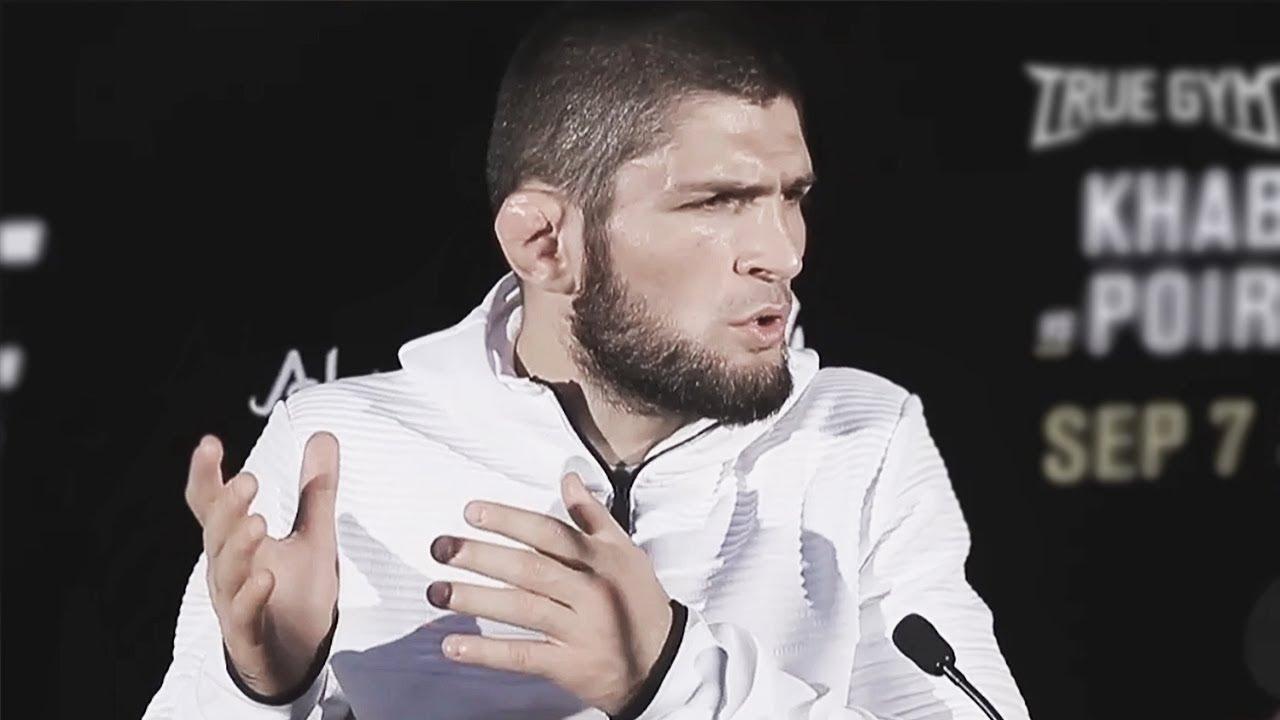Буду валить Порье / Хабиб перед боем против Дастина на UFC 242
