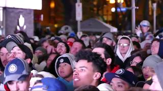 Winnipeg Jets Whiteout Street Party-Game One-2018/04/12
