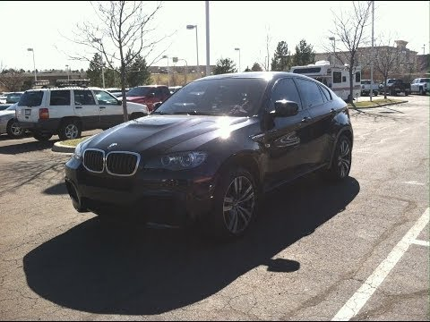 2013 BMW X6 M (Start Up, In Depth Tour, and Review)