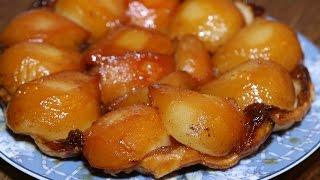 Юлия Высоцкая — Пирог с карамелизированными грушами