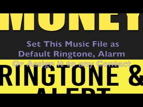 Money Ringtone and Alert